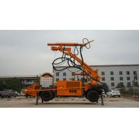 Quality Wheels Traveling Mode Underground Concrete Sprayer KC3017 With Manipulator for sale