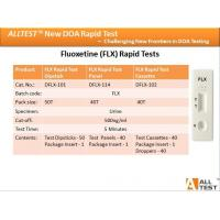 Buy cheap Fluoxetine Rapid Test cassette at a cut-off concentration of 500 ng/mL from wholesalers