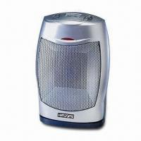 Quality Secure and Reliable Ceramic Oscillating Heater with 90-Degree Oscillation for sale