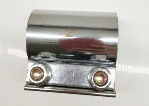 """Quality 2"""" 304 Grade Iso Passed Stainless Steel Muffler Clamps for sale"""