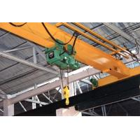 Superior 10 Ton 50m Wire Rope Electric Hoist Low Noise , Safety