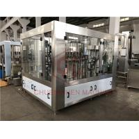 Quality High Speed Mineral Water Bottling Plant Rotary Liquid Bottle Filling for sale