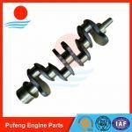 Quality KOMATSU excavator engine parts exporter 4D105 crankshaft 6130321111 6134311110 for sale