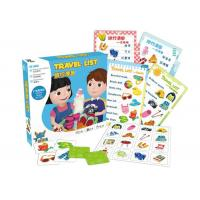 Quality Parents Childrens Board Games / Educational Board Games Adults Kids Age 5 Cognitive for sale