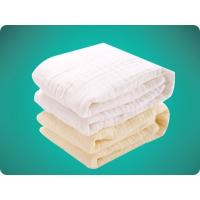 Quality Square Shape Baby Care Cotton Products Baby Bath Towel 6 layers gauze for sale