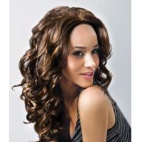 Quality AQUA BLUE COLORFUL LIGHT YAKI STRAIGHT SYNTHETIC WIG for sale