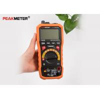 China Commercial Auto Range Digital Multimeter With Relative Sound Level Meter Function on sale