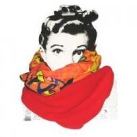 China Neck Warmer in Polyester + Fleece Material Design (YT-3165) on sale