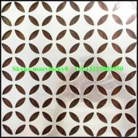 Quality Aluminum perforated sheet/perforated sheet manufactures/perforated aluminum sheet for sale