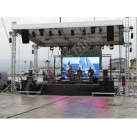 Quality Full color P12.5 Outdoor LED Signs , Rental Aluminum Events and Show LED Display for sale