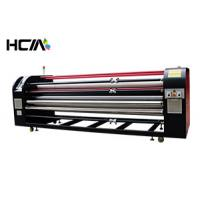 Buy cheap Textile Controler Oil Heat Transfer Machine Roller / Roll To Roll Sublimation Machine from wholesalers
