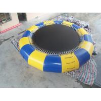 Quality 5m Diameter 0.9mm Pvc Tarpaulin Outdoor Inflatable Water Park for sale
