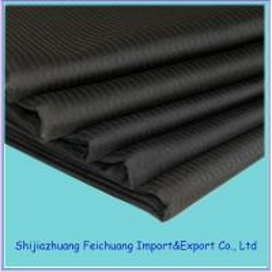 Buy TC herringbone pocket fabric balck or semiwhite at wholesale prices
