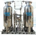 Quality Stainless Steel Industrial Nitrogen Generator 99.9995% 440V / 220V CE Certificated for sale