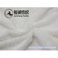 Quality Soft woven arctic cashmere fabric for pajamas fabric and apparel fabric for sale