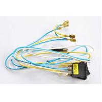 Buy cheap Custom 18AWG Auto Wiring Harness Rubber Insulation RoHS Certification product