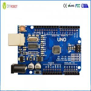 China UNO MEGA328P CH340 for Arduino UNO R3 Development Board with USB Cable on sale