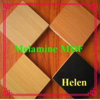 Quality Melamine Faced/Laminated /Veneered MDF Boards for sale