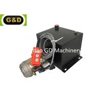 Quality 2.2KW Hydraulic Power Pack Suit for Car Hoists with 10L Oil Tank for sale