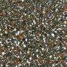 Buy cheap GMC Bathroom Terrazzo Tile Slabs Black Color 60x60cm from wholesalers