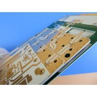 Microwave PCB On 0.762mm RO4350B With HASL ROHS Compliant