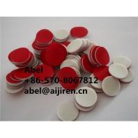 Quality teflon ptfe/silicone septa superior quality ultra low bleed for sale