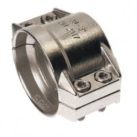 China DIN2817 Stainless Steel Hose Clamps EN14420-3 Standard Casting Technology on sale