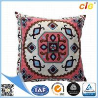 Quality Soft And Comfortable Short Plush Decorative Throw Pillows ,  Square Elegant Pillow Cover for sale