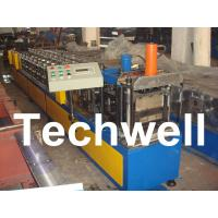 China Steel Stud and Track Cold Roll Forming Machine For Light Steel Structure Truss on sale