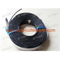 China Black Auto Cutter Parts Cable Assy Flat Whip 2.0m Whipless 68367000 To Gerber Auto Plotter Machine on sale