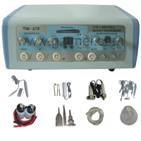 China Professional Multifunctional Beauty Equipment High Frequency Machine For Facial Care on sale