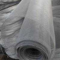 China 202 304 316L Stainless Steel Woven Wire Mesh 100 80 70 25 Micron 25-500μ Aperture on sale
