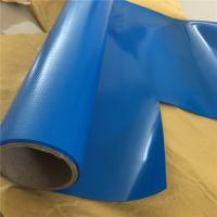 Quality 1.5mm Hot selling Durable PVC Blue Mosaic Swimming Pool Liner Material for sale