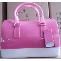 Quality 2013 newest fashional lady bags colorful pvc jelly bag/ bags for sale