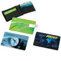 Quality High Quality and Classical Shape Credit Card USB Flash Drives for sale
