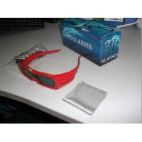Quality Sony LG Universal Active Shutter 3D Effect Glasses With IR Receiver for sale