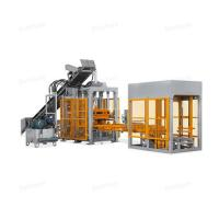Buy High Efficiency Fly Ash Brick Making Machine / Concrete Block Making Machine at wholesale prices
