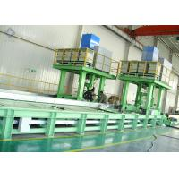 Quality Automatic Welding Machine T beam / T-Bar Production Line For Shipyard for sale