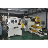 Quality Pneumatic Feeder Steel Plate Straightening Machine Stainless Steel Stamping Parts for sale