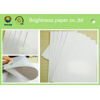 Buy cheap Coated Two Sides Glossy Printing Paper For Magazines Waterproof from wholesalers