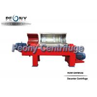Solid Liquid Separation Drilling Decanter Centrifuge For Drilling Fluid / Oil Field for sale