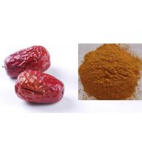 Wild jujube seed extract Reddish Brown Food grade cas 472-61-182 for sale