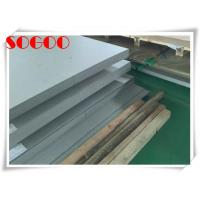 Quality 1.3912 Precision Alloy 35-37% Nickel , UNS K93600 Invar 36 Plate / Strip for sale