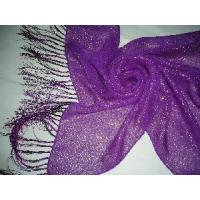 Quality Purple Shiny Scarf (LC-C219) for sale