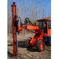 Quality screw machine for sale ,ground pile drilling machine GS 2000 for sale