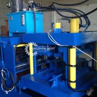 Quality Fully Automatic C Purlin Roll Forming Machine With PLC Control Systems for sale