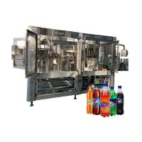 China 24000 BPH Automated Bottling Machine on sale