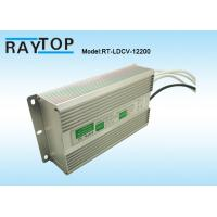 Quality AC 85 - 265V Input Constant Voltage LED Driver 12VDC Output High Power 200W IP67 for sale