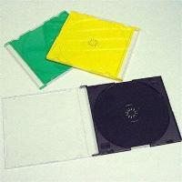Ultra Slim CD Boxes, Available in Different Colors