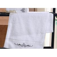 Quality 16s High Quality Hotel Bath Towels With Colorful  Embroidery Logo for sale